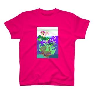 jumpgirl Tシャツ