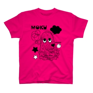 MOKU MONO LOVE Tシャツ
