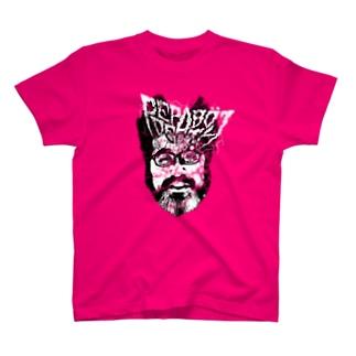 PEPABO DEATH - ANTIxPOSHIKI Tシャツ
