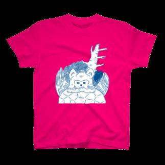 ハイエナズクラブのあおむろひろゆき×ハイエナズクラブ(その2)Tシャツ