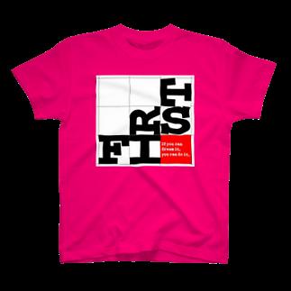 shop_imのFIRST_PTシャツ