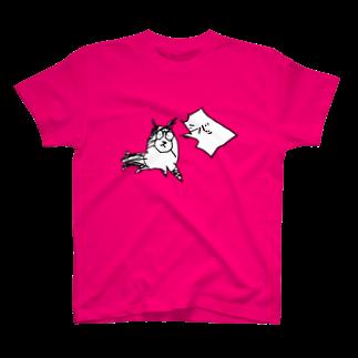hitode909のシバッ Tシャツ