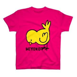 HIYOKO Tシャツ