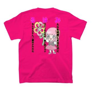 10周年記念Tシャツ💖ピンク💖 T-shirts