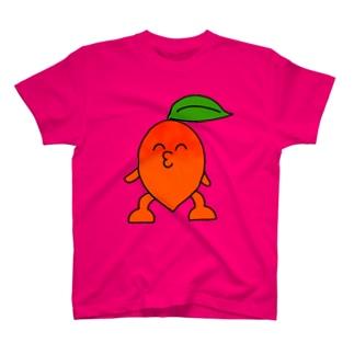 マンゴーくんTシャツ T-shirts