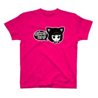 COTTON BABY(ネコ) T-shirts