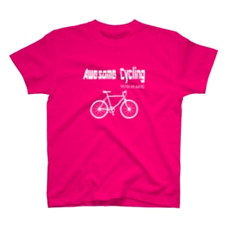 最高 Cycling(白文字) T-shirts