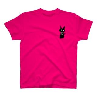 Taka9unのマスコットキャラ T-shirts