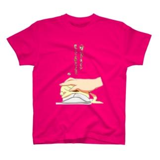 可愛いキャラクター T-shirts