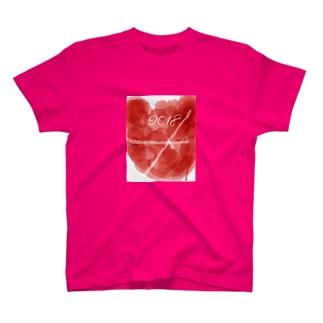 ハート♥️2018 T-shirts