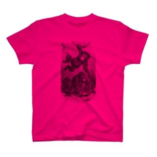 The British Library - Chimpanzee and orangutan T-shirts