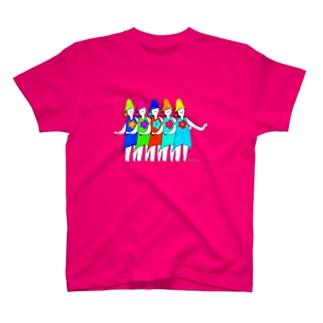 おんなの子の一軍 T-shirts