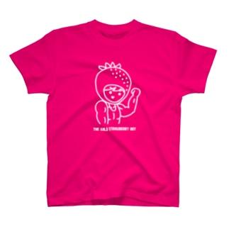 オノンのWild Strawberry boy T-shirts