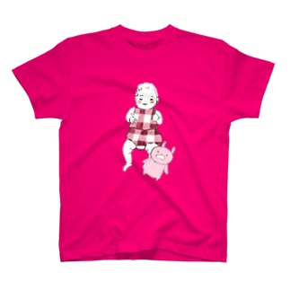 baby006 color T-shirts