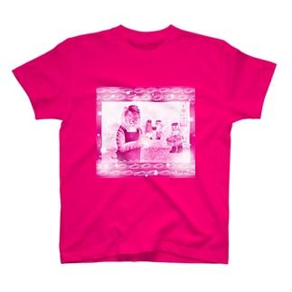 寅干支天使(タイタン)のお仕事 T-shirts