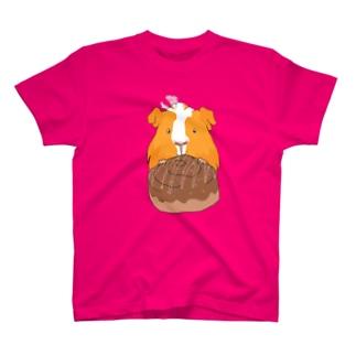 ににたんとさめみさん T-shirts