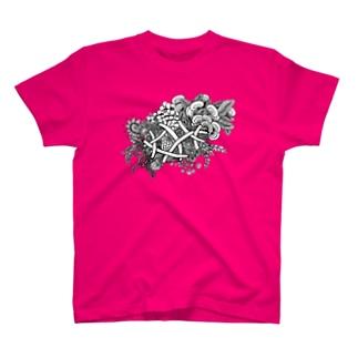 もりもりべにたんぐる T-shirts