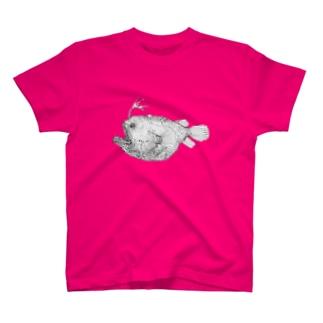 あんこう T-shirts