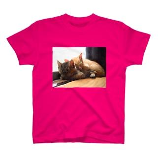いっしょに、グーグー♪ T-shirts