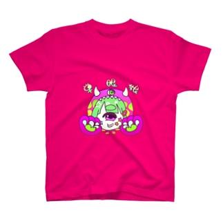 単眼娘 T-shirts