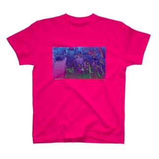 CYBERPUNKCITY T-shirts