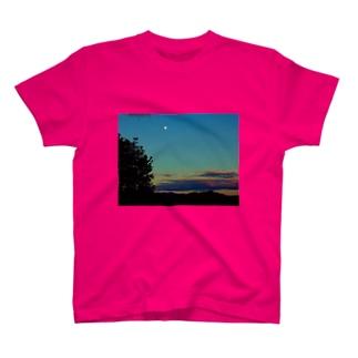 夕暮れ T-shirts
