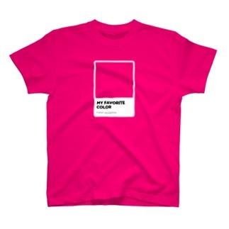 COLOR CHIP Tシャツ