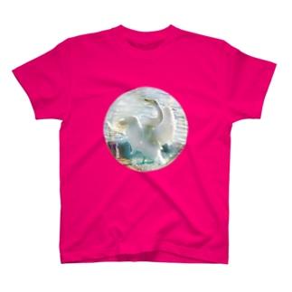 白鳥シャボン T-shirts