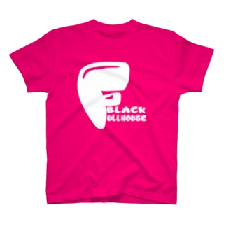 kid's logo white T-shirts