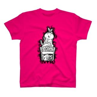 NTRうさぎ T-shirts