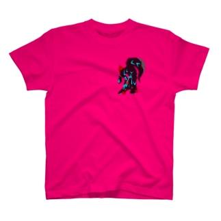 名無しくんver4 T-shirts