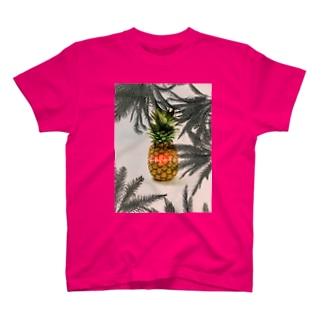 パイ田 プルあき T-shirts