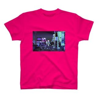 喧騒 T-shirts