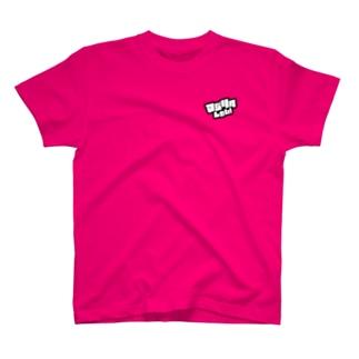 WANNA MERGE REQUEST MONO mini Tシャツ