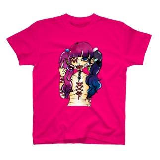 コルセットピアス T-shirts