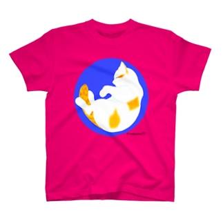 「だっこねこ リクライニング」 T-shirts