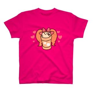夢ちゃん(ピース) T-shirts