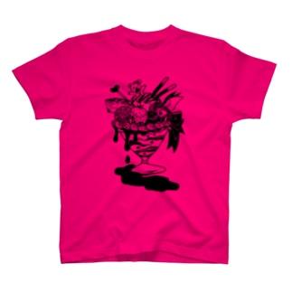 毒入りパフェ(淡い下心) T-shirts