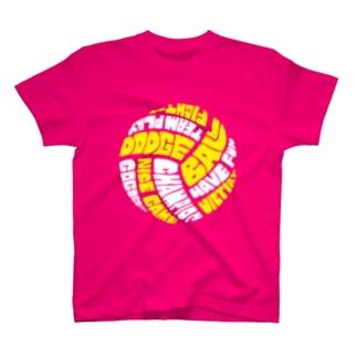 チャンピオンボールTシャツ T-shirts