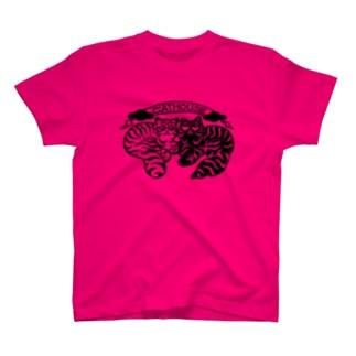 CATHOUSE T-shirts