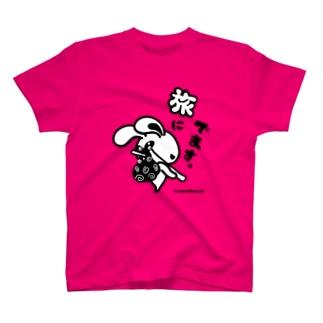 うさおばけ T-shirts