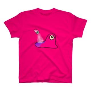 シオハニガテ - SALT T-shirts