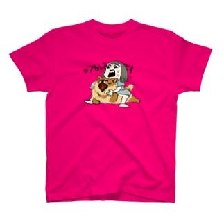 そどまんプロレス T-shirts