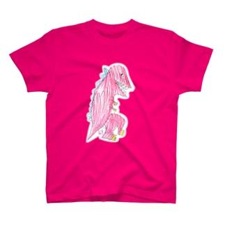 きょうりゅうさん T-shirts