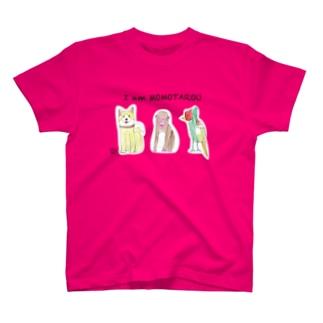 I am MOMOTAROU 2 T-shirts
