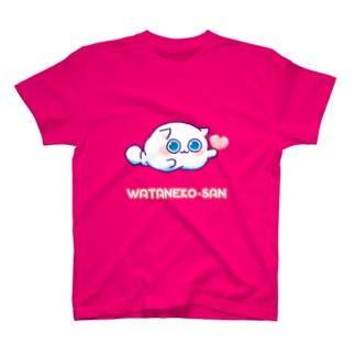 わたねこさん T-shirts