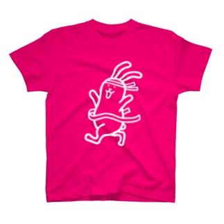 うさみよしお「ゴールイン」 T-shirts