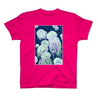 宇宙海月 T-shirts