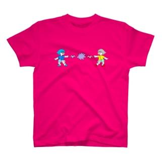ざらめちゃん(ばちばちっ) T-shirts