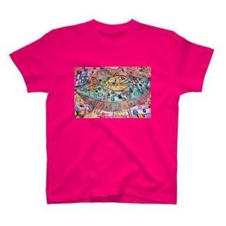 バカナサカナ T-shirts